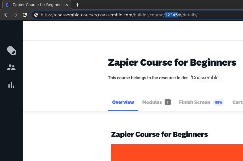 how to integrate Shopify with Zapier in an online training platform